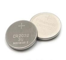 Button Cell Battery CR2032 3V