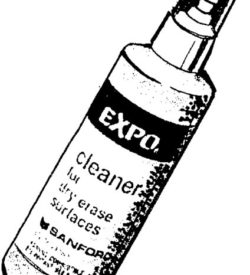 Whiteboard Cleaner