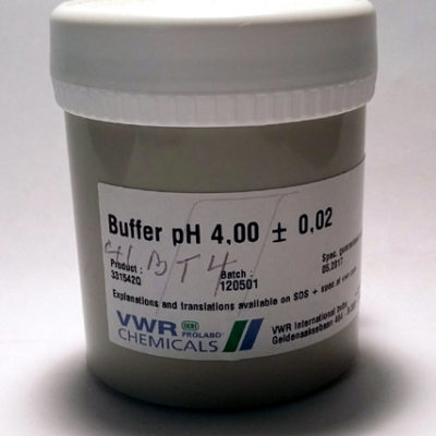Buffer Tablets PH 4 Pack 50