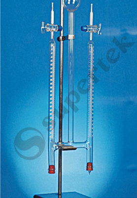 "Voltameter Hoffman, Glass ""H""-Tube Only"