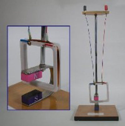 Oersted's Law Apparatus (Pohl Swing)