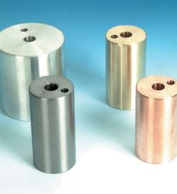 Heaterblock Calorimeter Aluminium 100x70
