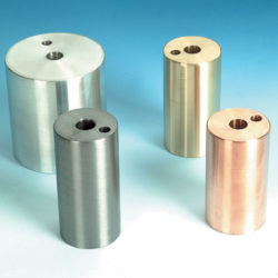 Heater Block Calorimeter Copper 102x40mm