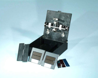 Diffraction Kit,C/W Slits & Filters