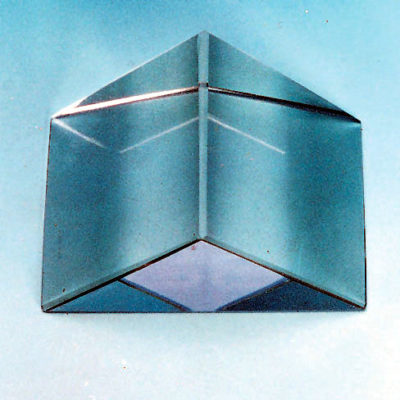 Prism Solid Glass Right Angle Approx. 58x42x42mm