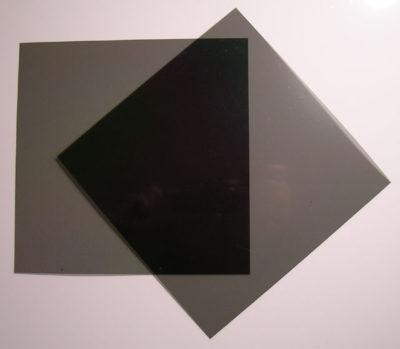 Filter, Polarising,100x100mm Sq. (Pair)