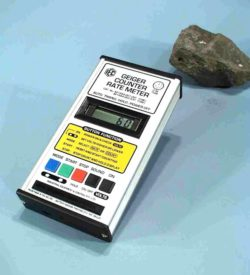 Geiger Counter & Ratemeter
