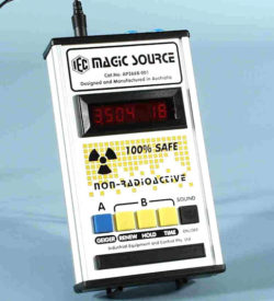 "Radioactive Source ""Magic"", Electronic"