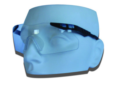 Minispec Safety Glasses Small 5-Pos. Adj