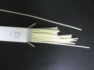 Wax Tapers Pk/100