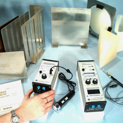 Microwave Apparatus Full Kit 2.8cm