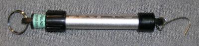 Balance Spring Tube Aluminium 2+/-0.04N