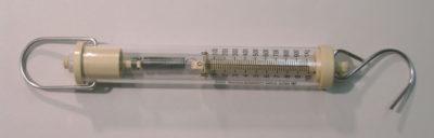 Balance Spring Tubular Plastic 10n+/-.2N