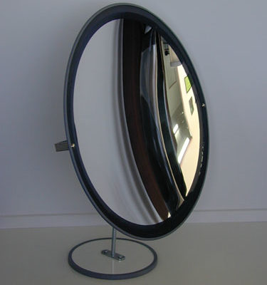 Mirror Concave 600mm On Stand