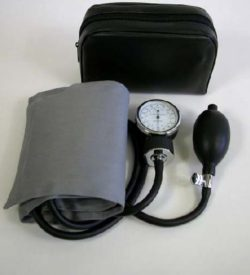 Sphygmomanometer Dial Display
