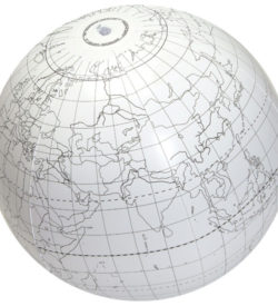 Clever Catch - Writable Globe