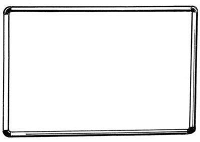 Acrylic Magnetic Whiteboard (400 x 600)