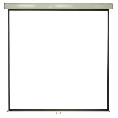 "Electric Motorised Projector Screen 84"" 4:3"
