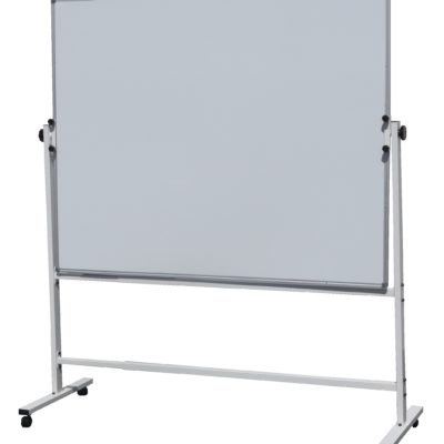 Acrylic Mobile Magnetic Whiteboard (1200 x 1200)