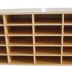 Cubby Hole Storage Unit (20 Holes)