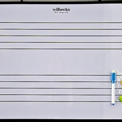 Easy Notes Magnetic Stave