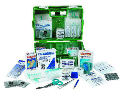 First Aid Kit for class of 1-25
