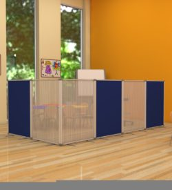 Free Standing Partition (1200 x 900)