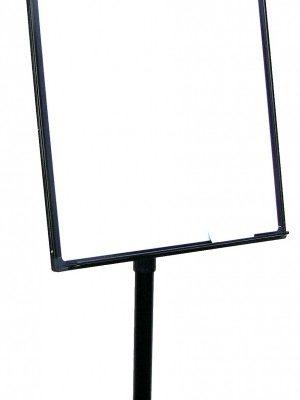 Mobile Acrylic Whiteboard / Flip Chart