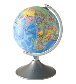Globes & Topography